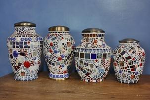 Pique Assiette Mosaic Art