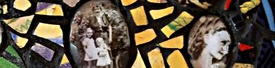 Custom Order Pique Assiette Mosaic Art